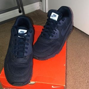 Nike AIR MAX 90 Navy Blue sneakers